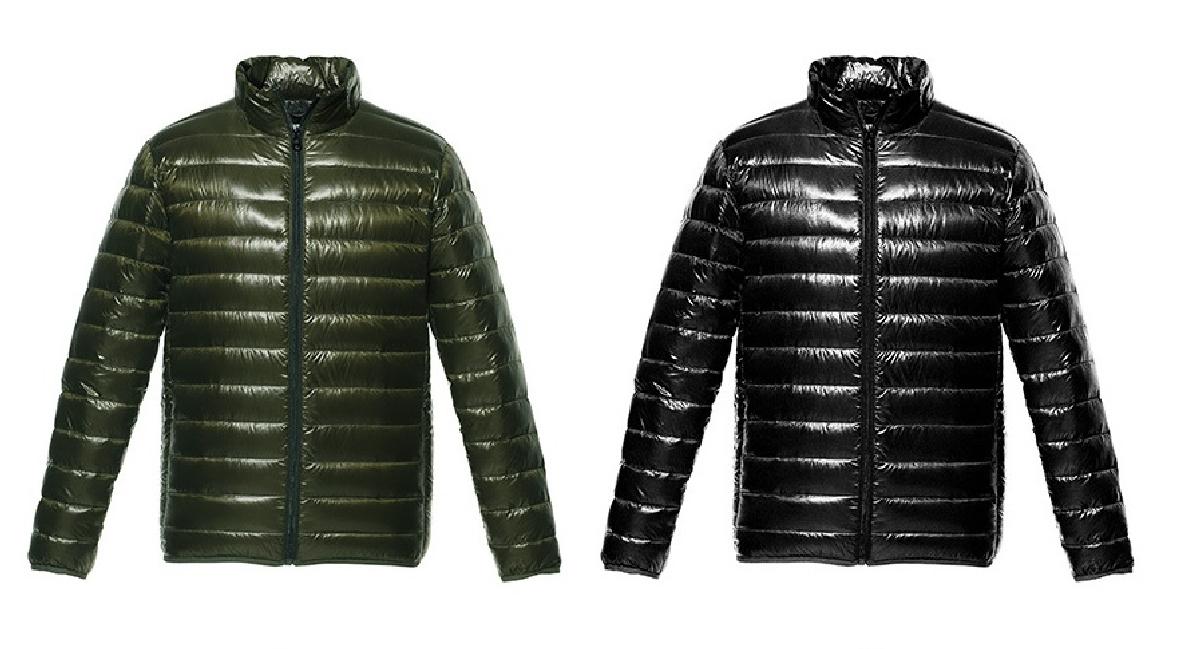 Цветов на выбор два – черный и темно-зеленый