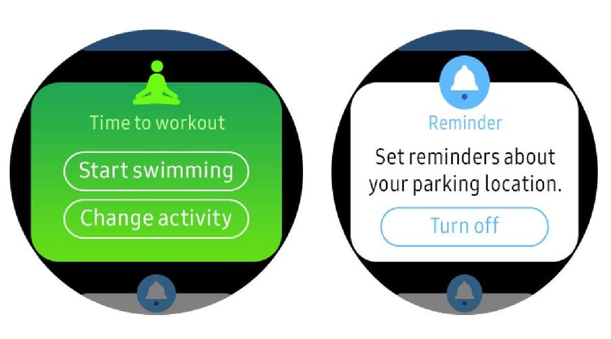 В устройстве будет голосовой помощник Bixby с функцией Bixby Reminder - умными напоминаниями
