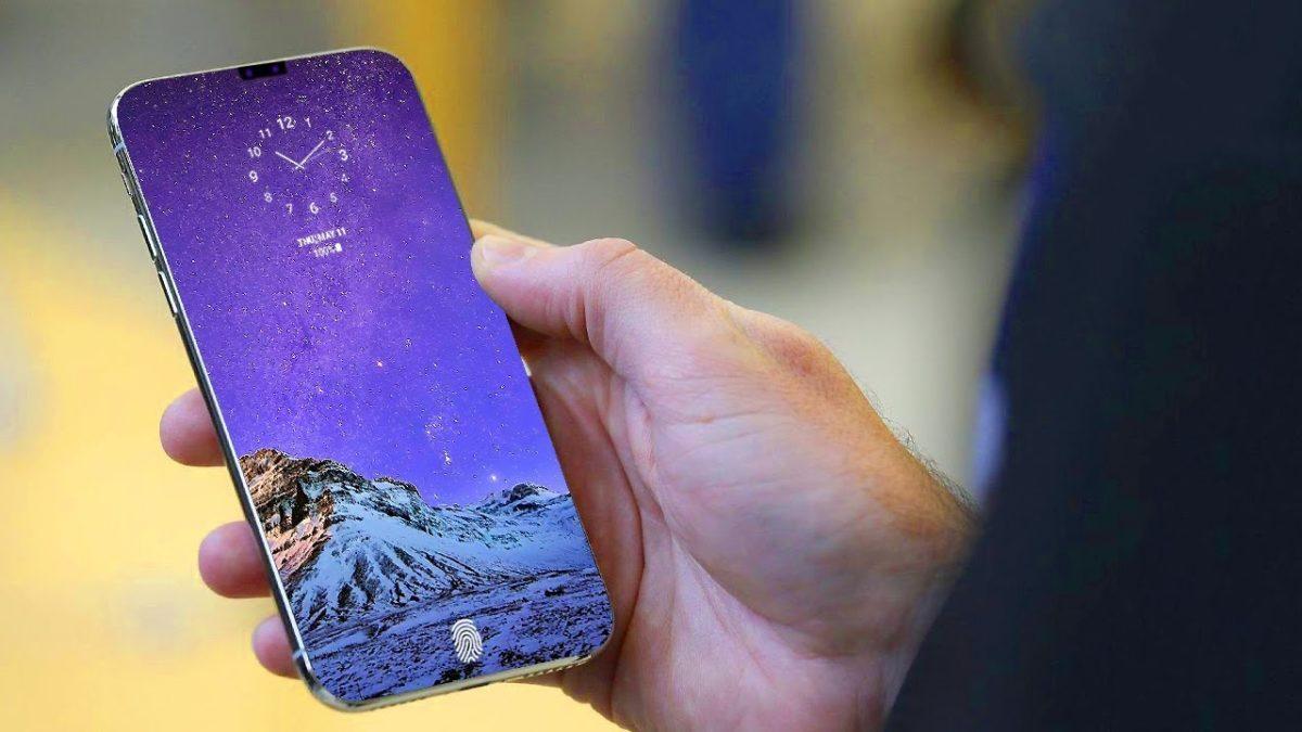 Один из вариантов дизайна iPhone 2019