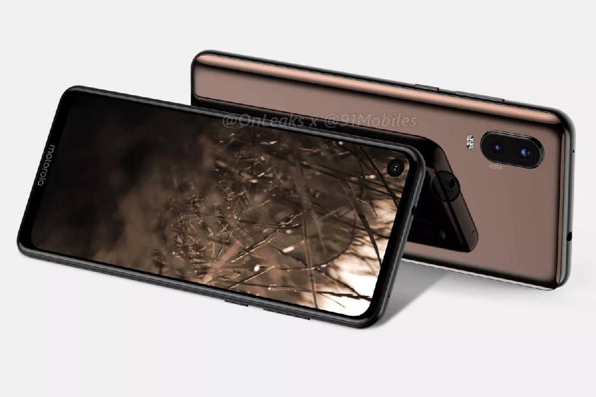 Motorola готовит к выходу новую модель смартфона —Motorola P40