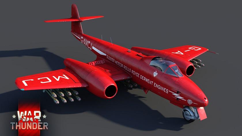Новая моделька самолета в игре