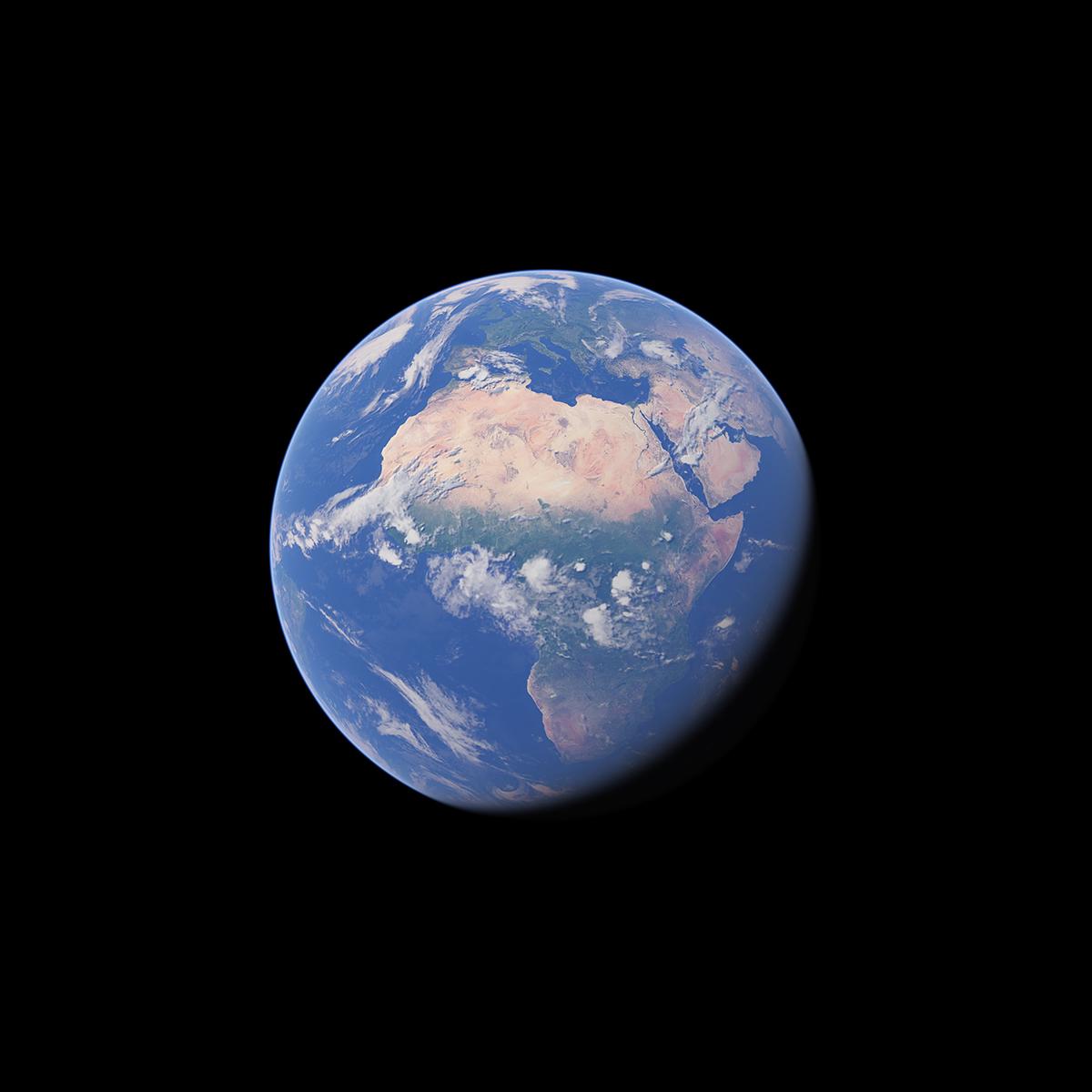 Google Earth Studio позволяет создавать анимированные ролики даже с высоты космоса
