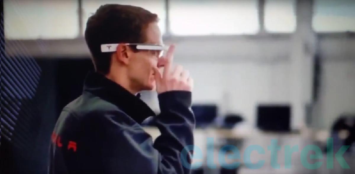 Работникам фабрики Tesla выдадут новые умные очки