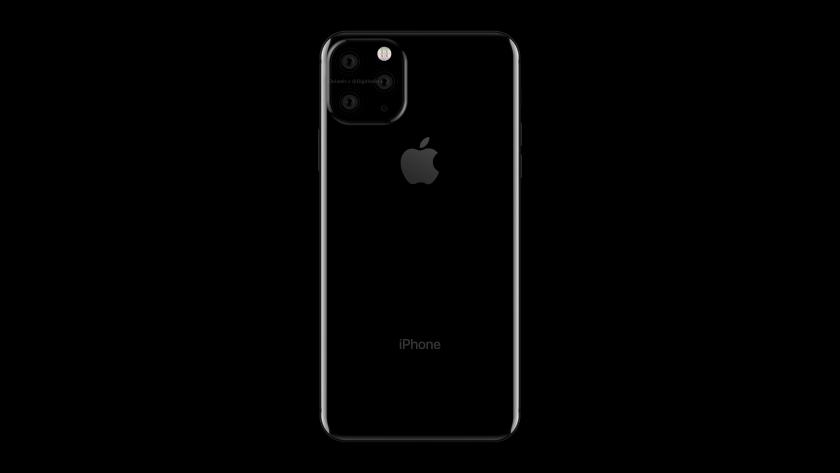 Рендер нового iPhone XI (11)