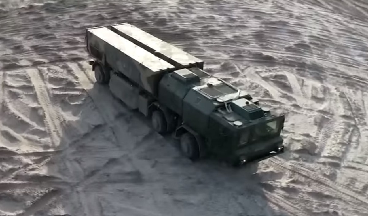 """Во второй половине 2019 года в Саудовской Аравии назначили испытания мобильного ракетного комплекса """"Гром-2"""""""