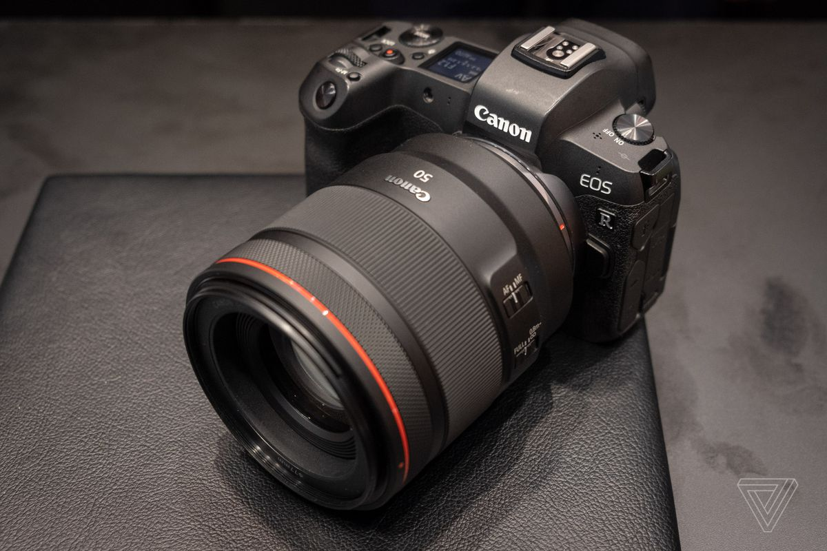 Canon разработает новую камеру с возможностью съемки видео 8K