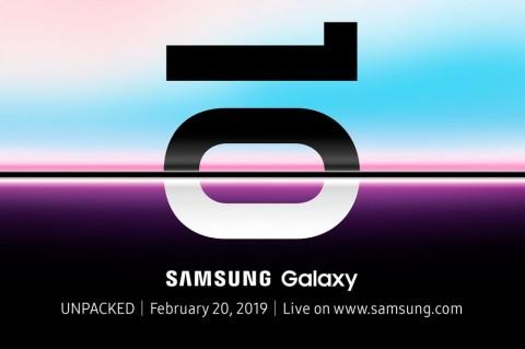 Презентация смартфона состоится 20 февраля