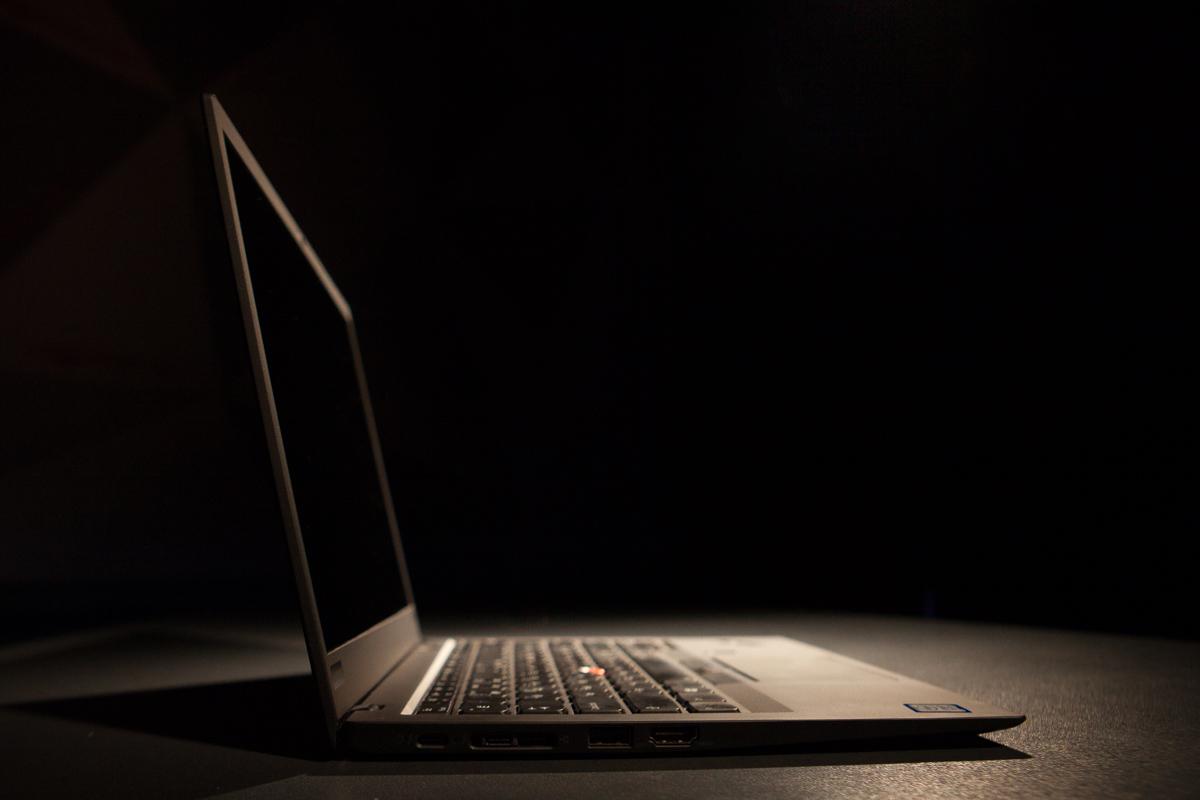 Знакомимся с Lenovo Thinkpad X1 Carbon