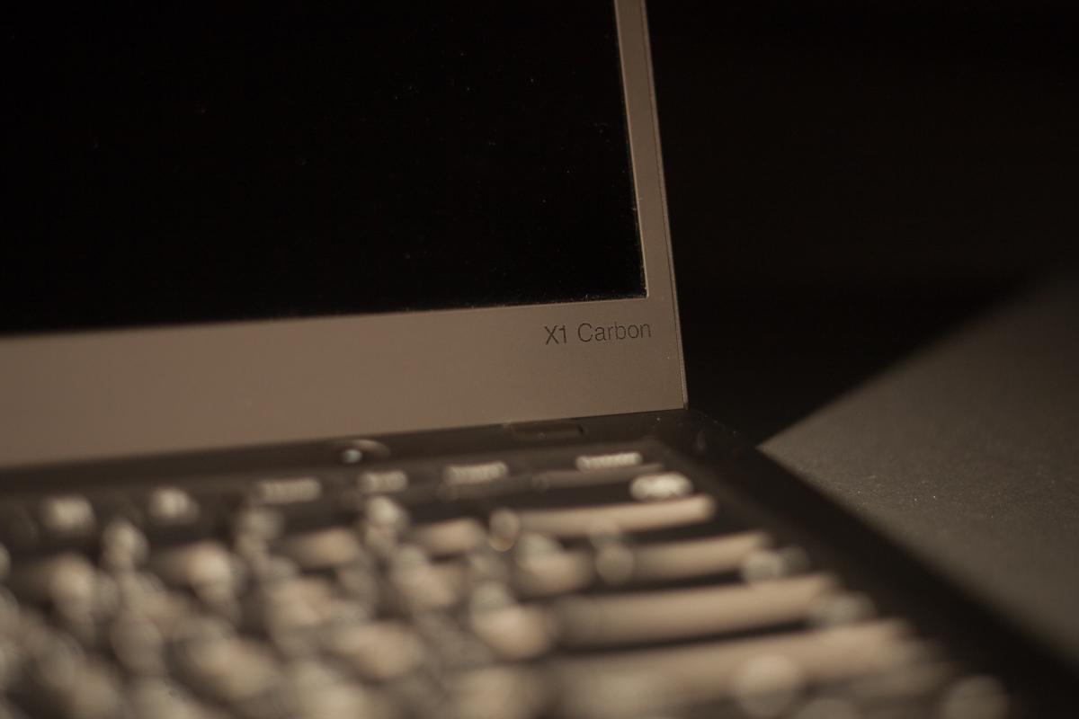 Если вам надо защитить свои данные - ультрабук Lenovo X1 Carbon хорошо с этим справится