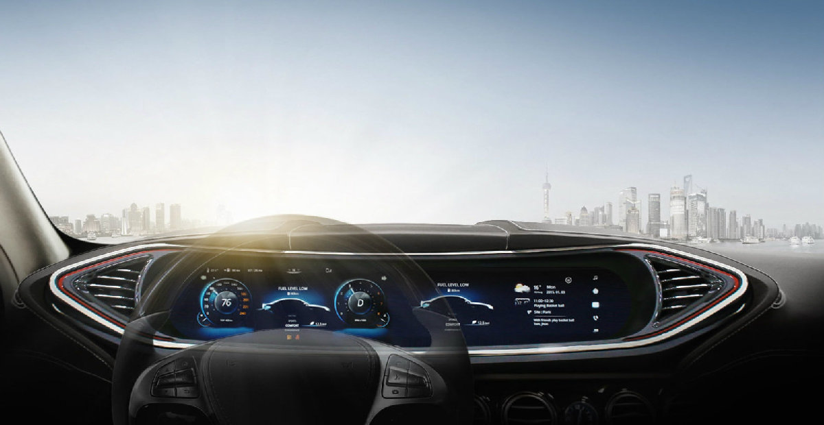На CES 2019 компании LG и Microsoft объявили о старте сотрудничества для создания беспилотных автомобилей