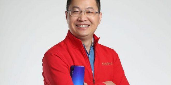 Лу Вейбинг стал генеральным менеджером Redmi
