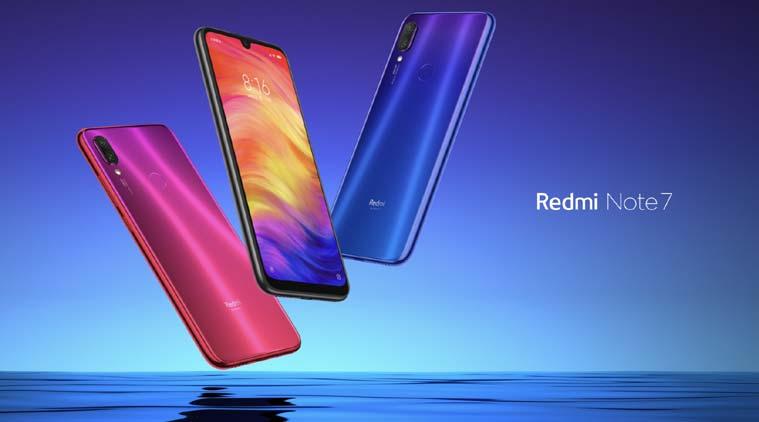 Все три цвета новой модели от Redmi