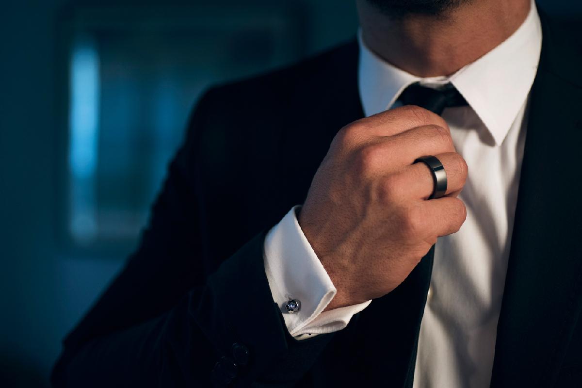 """Владелец кольца сможет подтверждать безопасные операции """"отпечатком сердца"""""""