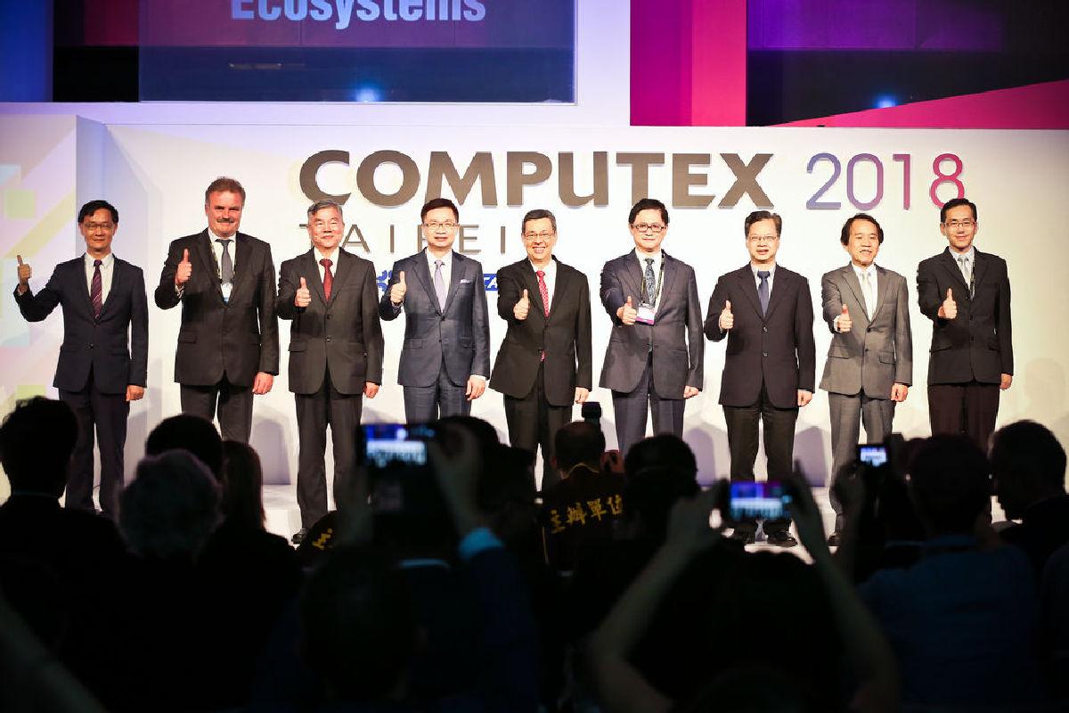 Крупнейшая выставка информационных технологий в Азии, Computex