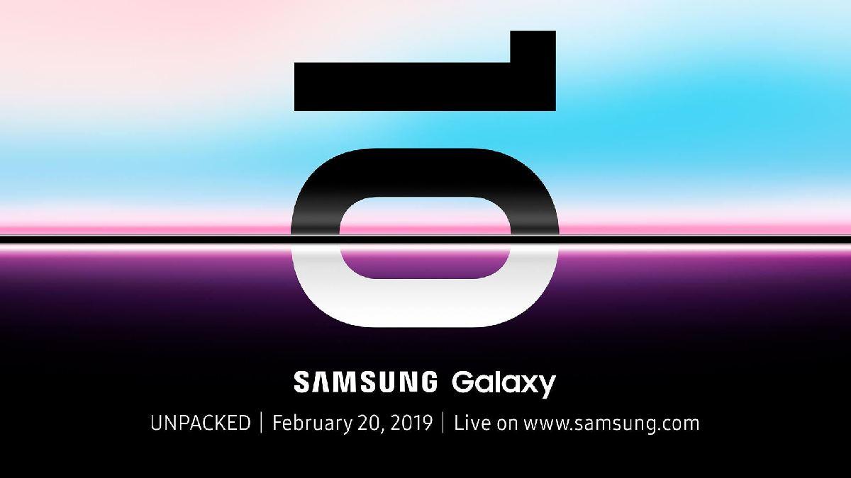 """Samsung планирует официально """"распаковать"""" флагман Galaxy S10"""