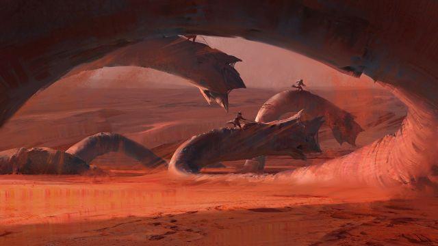 Разработчики Conan Exiles сделают три игры по Дюне
