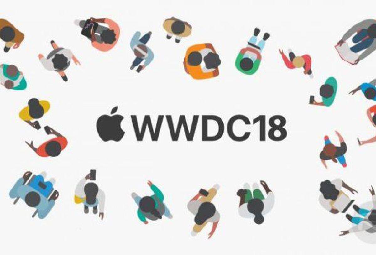 Постер Apple WWDC 2018