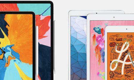 New iPad Air и iPad mini