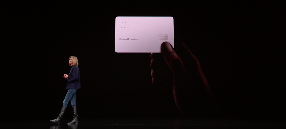 Apple Card ввел ограничения по использованию