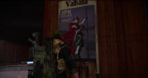 Постер Вальхалла из The Division 2