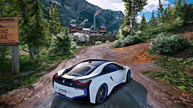 Фанат создал дополнительные миссии для GTA V
