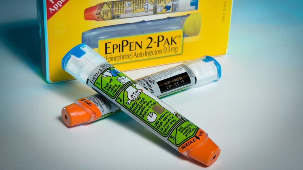 Эпинефриновая ручка