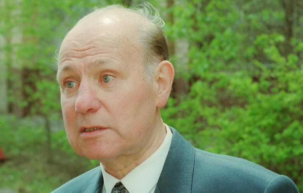Создатель Ил Генрих Новожилов умер в возрасте 93 лет