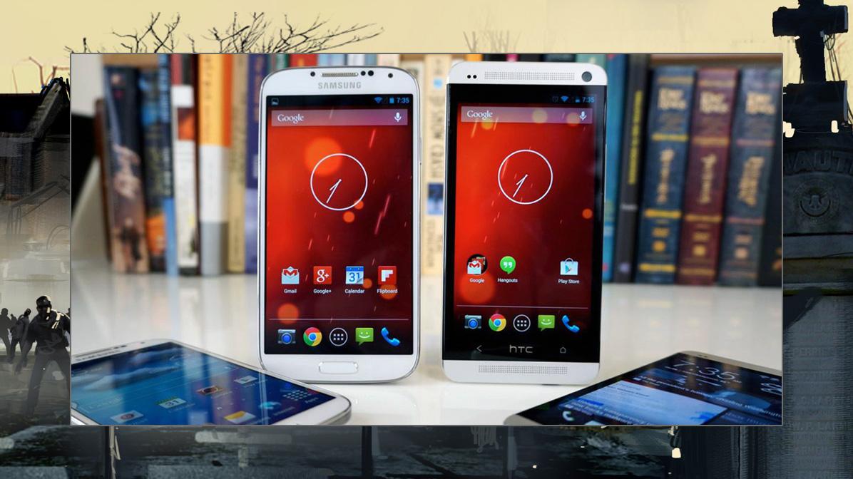 Смартфоны Google Play Edition