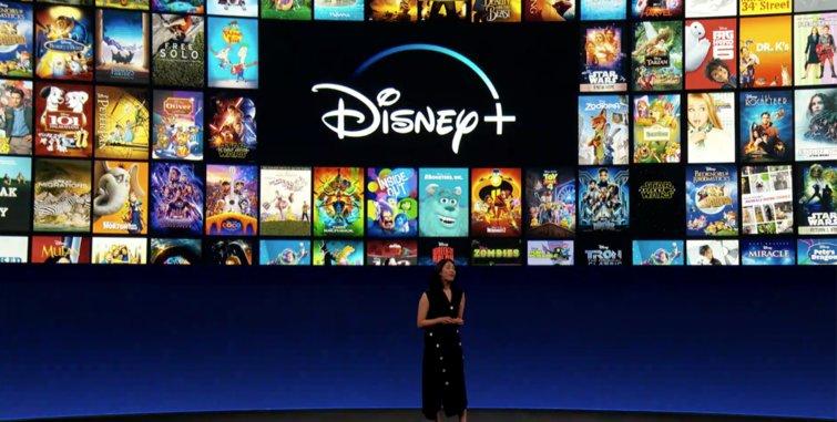 Презентация Disney+