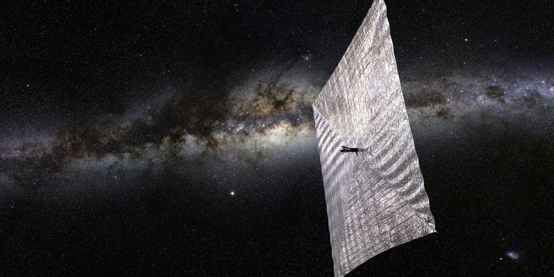 The ELaNa XI CubeSat LightSail - демонстрационная миссия по технологиям, финансируемая гражданами, стартовала в 2015 году. Дальнейшее развитие технологии «светового паруса», которая использует энергию солнца для погружения в космос,является лишь одной из концепций, финансируемых NASА