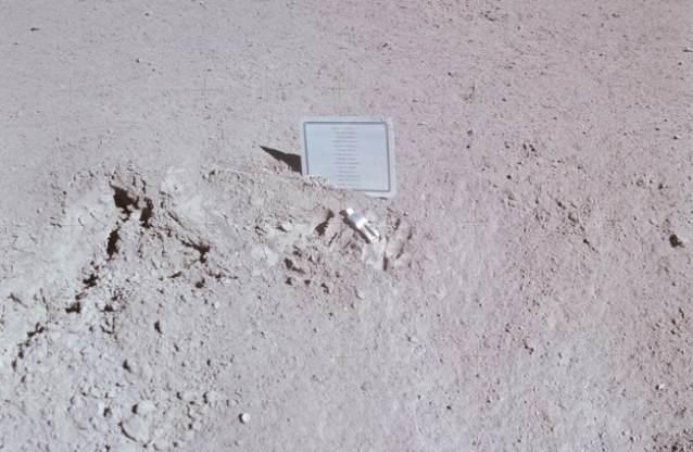 Павший астронавт