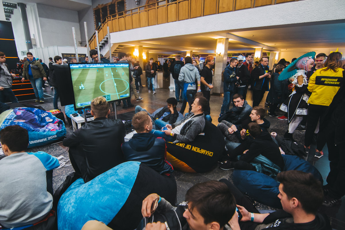 Кибертурнир по FIFA