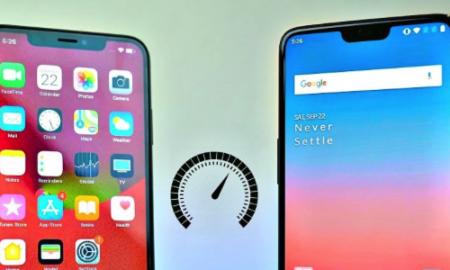 OnePlus 7 Pro против iPhone XS Max