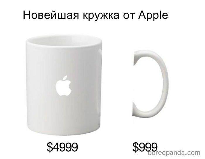 Идеи для создания новых товаров от Apple