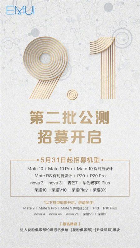 Анонс от Huawei