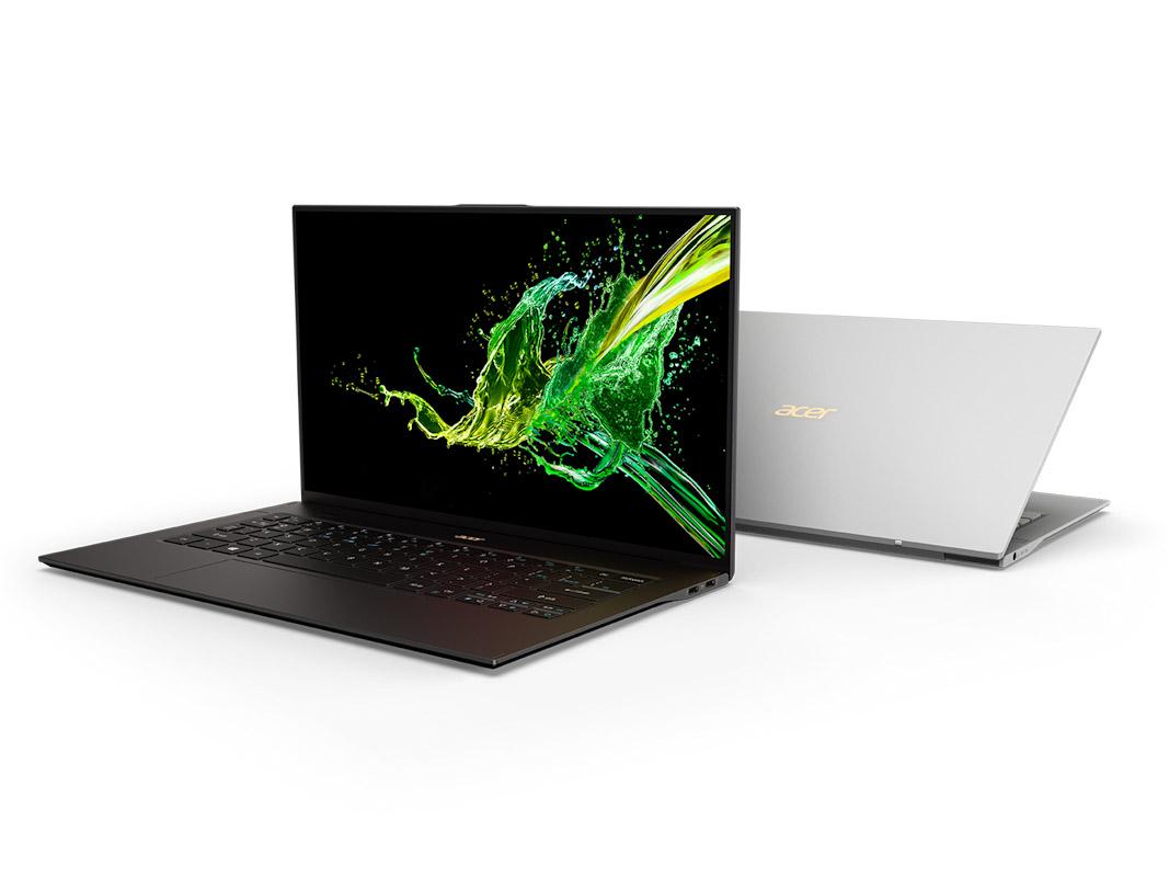 Обновленный ультрабук Acer Swift 7 весом 890 г доступен в Украине