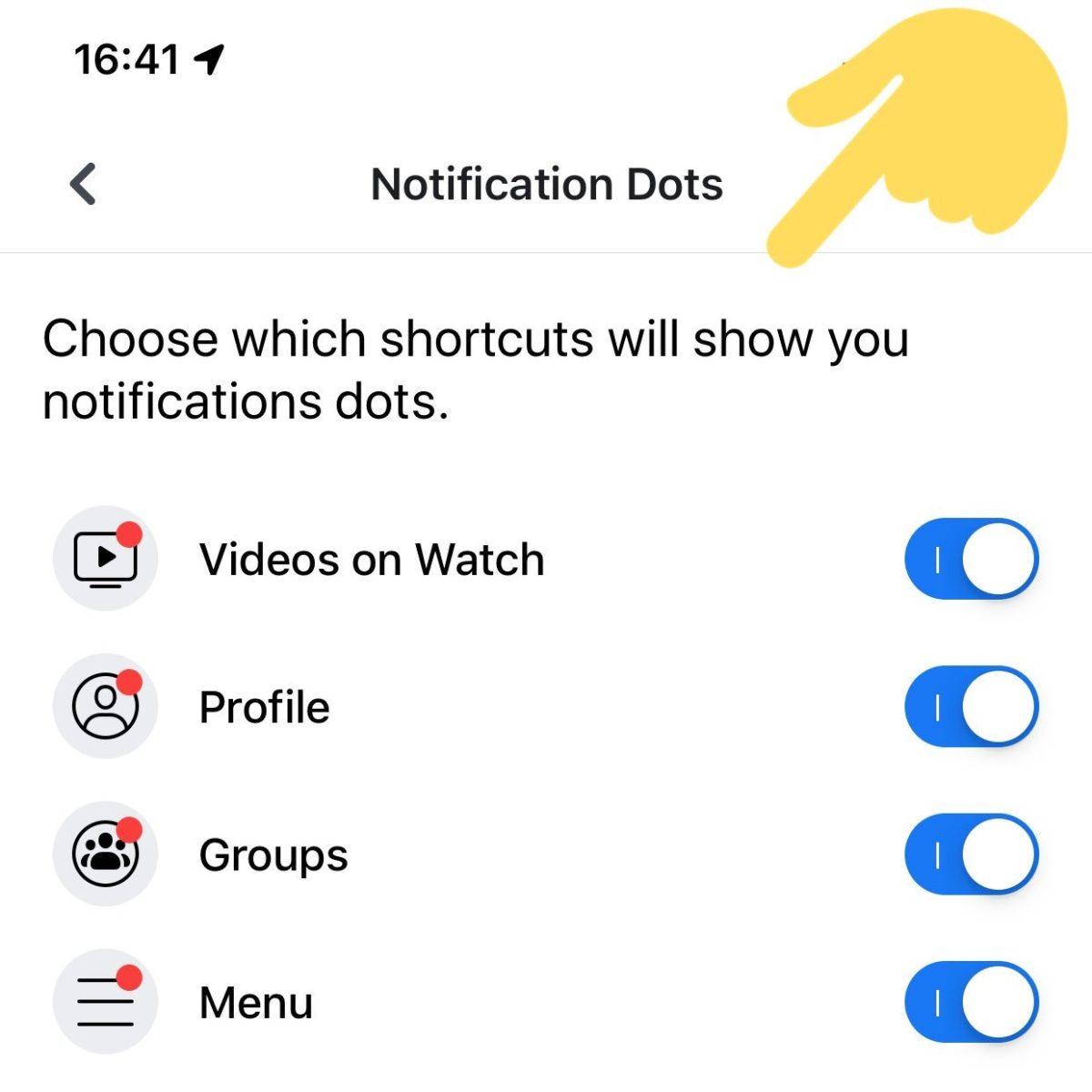 Теперь вы сможете сами решать, какие иконки должны быть в вашем Facebook