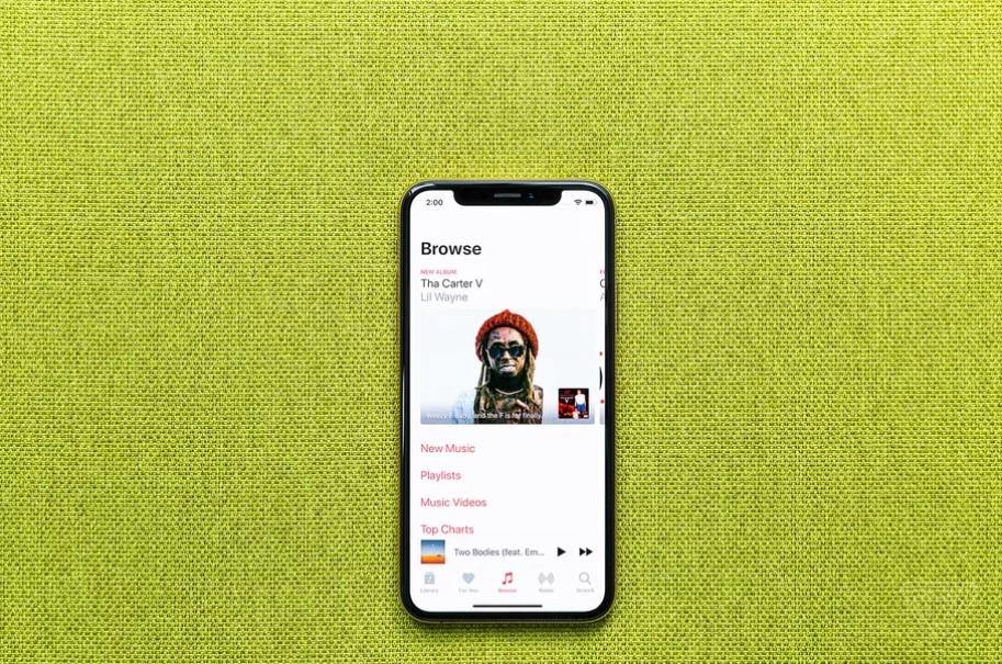 Число пользователей Apple Music достигло 60 млн