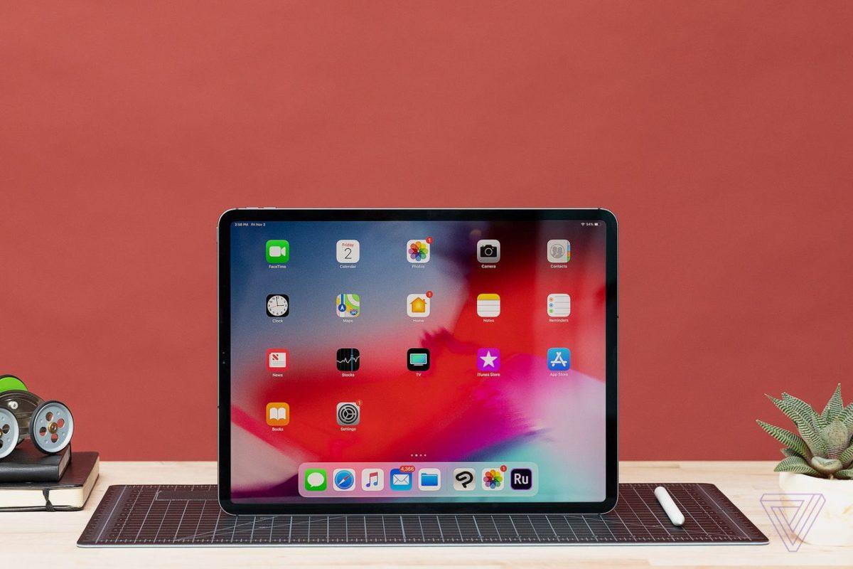 Есть вероятность того, что линейка Apple iPad станет немного больше