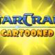 Cartooned StarCraft