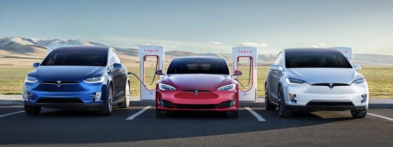 Теперь при покупке Model S и Model X в подарок идет неограниченный доступ к сети зарядных устройств для электромобилей