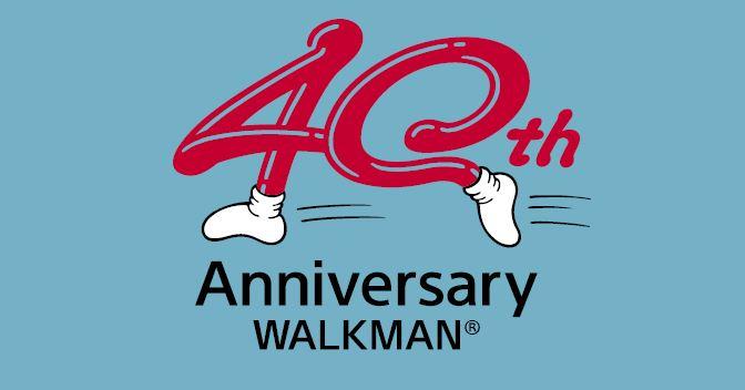 Легендарному Walkman исполнилось 40 лет