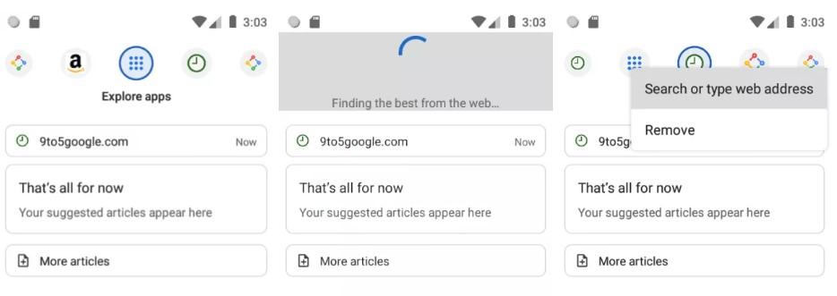 Google работает над Chrome для кнопочных Android-телефонов