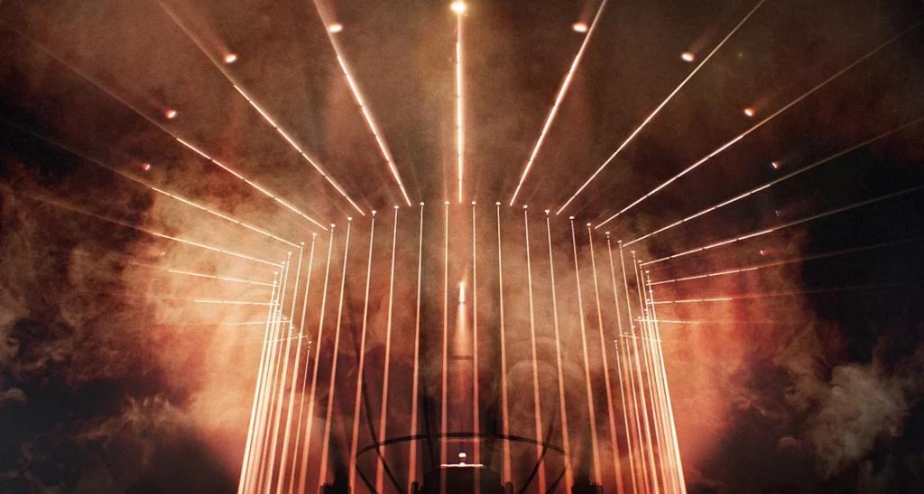 Эрик Придз отыграет диджей-сет внутри огромного голографического шара