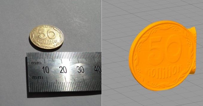 В Украине создают 3D-сканер для ювелиров