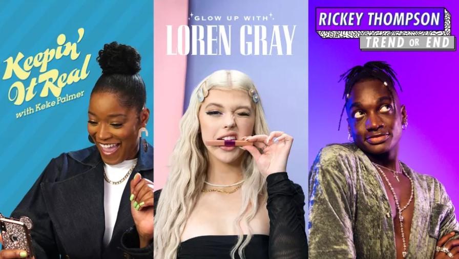 Snapchat запустил шоу со звездами