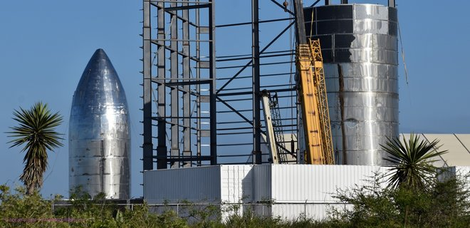 На тест-площадке SpaceX случился пожар