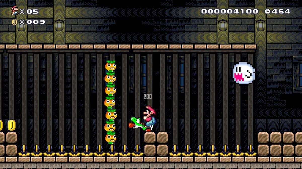 Никогда не знаешь, какого Mario загрузишь