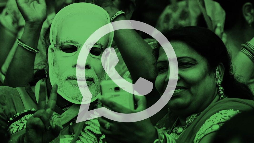 Индия хочет «импортозаместить» WhatsApp и Gmail