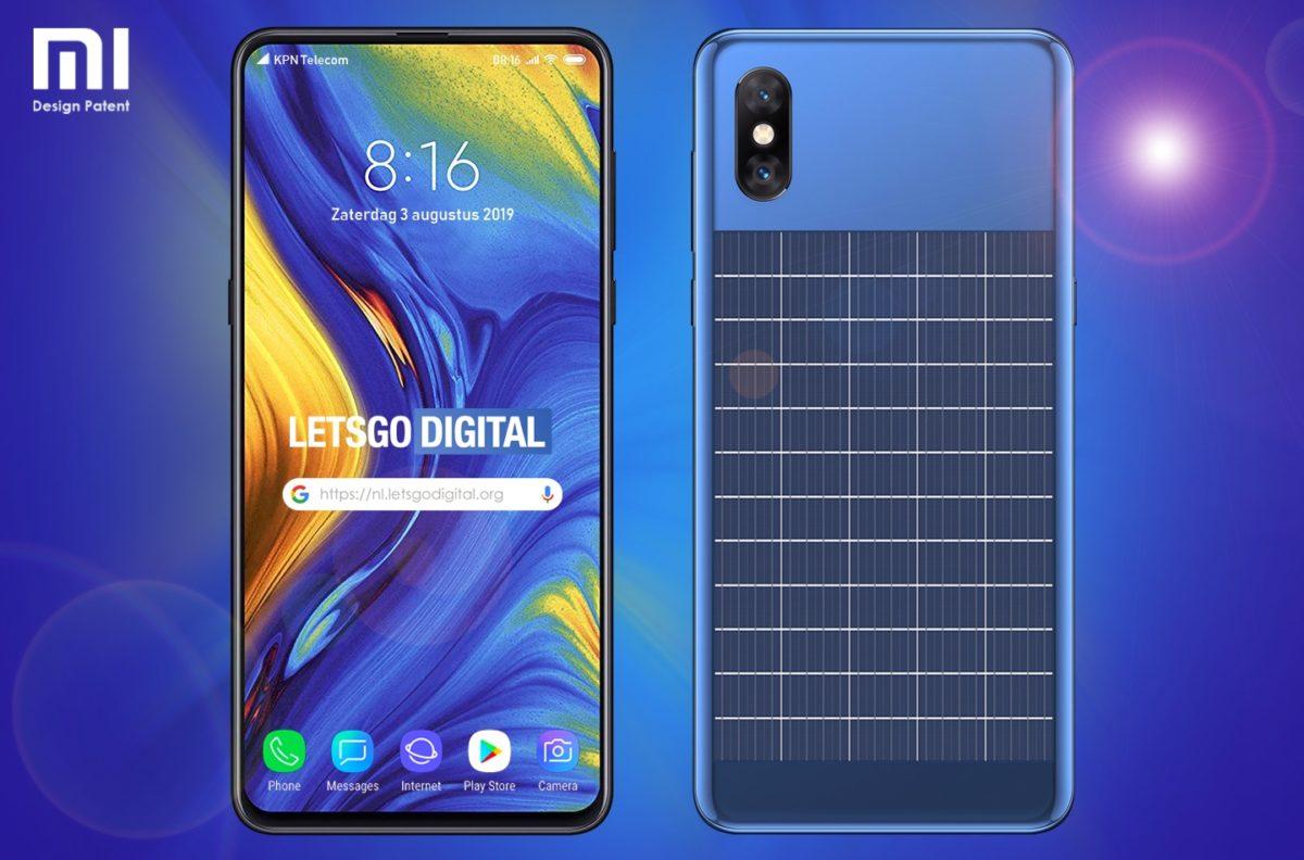 Xiaomi разрабатывает смартфон с солнечной батареей